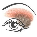 Stage Eye Makeup Step 2