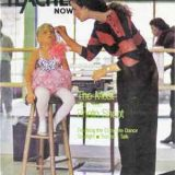 Christine Dion cover of Dance Teacher Magazine