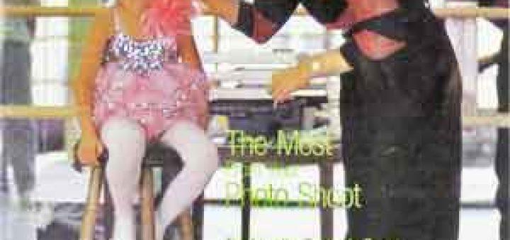Christine Dion cover of Dance Teacher Magazine