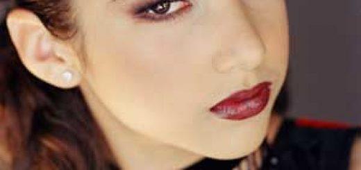 Cabaret Makeup Look