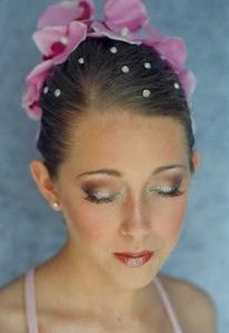 Stage Glitter Makeup Step By Step