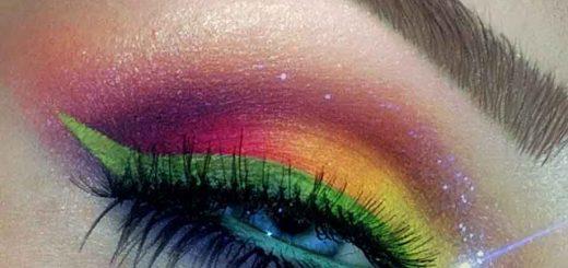 Bright Color Eyeshadow