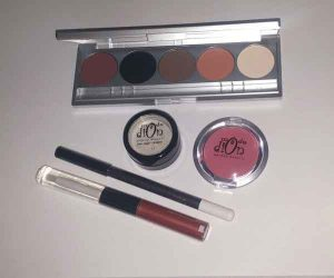 Pro Kit with Indelible Lip Duo Rhubarb