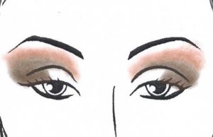 recital compact eyes with Balance